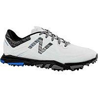 New Balance Minimus Tour Golf Shoe (NBG 1007) - White/Black/Blue - $59.99