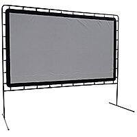 """Camp Chef High Resolution Outdoor Movie Screen, 144"""", $  148.17 Free Pick Up @ Walmart"""