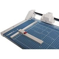 """Dahle 554 Professional Rolling Trimmer, Up to 20 sheet Capacity, 28 1/4"""" Cut Length $  177.11 fs @ amazon"""