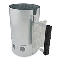 GrillPro ... Chimney Style Charcoal Starter $  7.26 add on item @ amazon