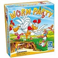 Worm Party Queen Games Board Game for  $  7.10  @ Amazon