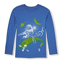 The Childrens Place Clearance Sale: Up To 80% Off, Boys Long Sleeve Tees $  2.10 & Lots More + Free Shipping