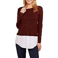 Walmart Women's Sweater Clearance: Faded Glory & Concept Women's 2 for 1 Sweaters $  5 + Free Store Pick Up