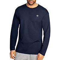 Champion Men's L/S Cotton Tees $5.99, Women's Tech Fleece Hoodie $9.99 & More + Free S/H