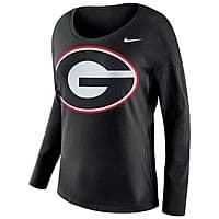 Kohl's Nike Clearance Women's L/S Tailgate Tops $15 (various schools) Men's Nike Zoom Ascension Basketball Shoe $45 & Lots More + shipping