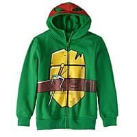 Walmart: Teenage Mutant Ninja Turtles Boys' Costume Hoodie $5 (sz 4-16) + free store pick up