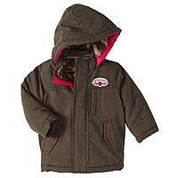 Child of Mine by Carters Baby Boy Parka or Baby Girl Peplum Bubble Jacket  $5 + Free Store Pickup