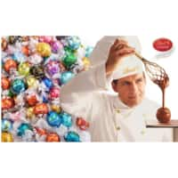 $30 Lindt Chocolate In Store Voucher $12 Today Only