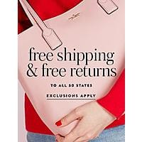 Kate Spade Sale: Cameron Street Stormie Crossbody Wallet $69.30 & More + Free S/H