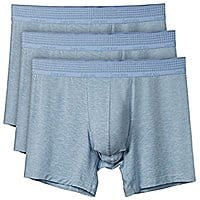 Separatec Men's Micro Modal Separate Pouches Comfort Fit Boxer Briefs 3 Pack $  23.99 (51%off)