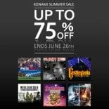 Playstation Store Konami Sale Up to 75% Off.