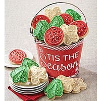 Cheryl's Cookies Clearance + Free Shipping with Shoprunner: Treat Box $5, 24 Frosted Buttercream Cookies $7, Cookie Gift Pail $10 & More