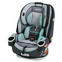 Graco 4ever All-in-One Convertible Car Seat, Basin $  197 +Free Shipping w/ Prime