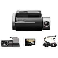 THINKWARE TW-F750D16 F750 2-Channel Dash Cam [With Hardwiring Cable and Rear Cam] $  219.99
