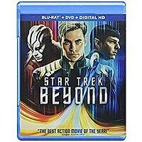 Amazon: Star Trek Beyond DVD + Blu-ray + Digital HD Combo $  7.97 (Reg. $  26.99)