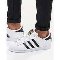 Adidas Superstar Shoes White Men Sneakers Adidas Originals C77124 NEW on sale for $  79.95 +FREE Expedited Shipping
