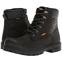 KEEN Utility Men's Baltimore 6'' Waterproof Industrial Steel-Toe Boot $74.99
