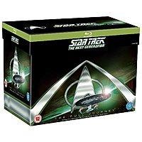 Star Trek: The Next Generation Complete Seasons 1-7 (Region Free Blu-ray) $49.93 Shipped