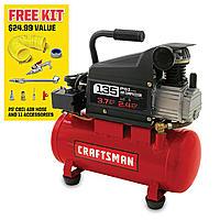 Craftsman 3-Gallon 1 HP Oil-Lubricated Air Compressor $61.74 + Free Store Pickup ~ Kmart *YMMV*