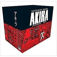 Akira 35th Anniversary Box Set (Hardcover) $  89.99 + Free Shipping ~ Amazon