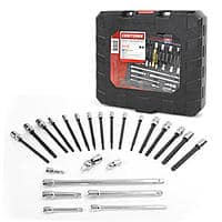 24-Piece Craftsman Reach & Access Add-on Set $  24.99 + Free Store Pickup ~ Sears