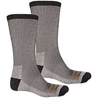 2-Pack Timberland PRO Merino Wool Crew Socks $5 & More + Free Shipping ~ Sierra Trading Post