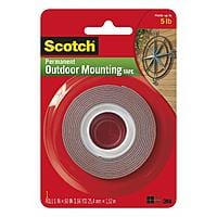 """Add-On Item: 3M Scotch Outdoor Mounting Tape (1""""x60"""") $3"""