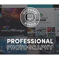 Humble Professional Photography Software Bundle - $1, Beat the Average, $25 Tiers @ HumbleBundle