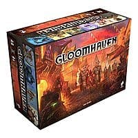 Gloomhaven Board Game Available to Backorder on Amazon $136.48