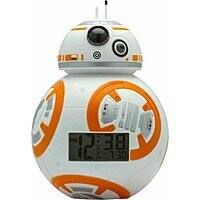 BulbBotz - Star Wars Alarm Clock - Orange/white $  7.99 @Bestbuy.
