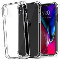 Clear TPU iphone X Case/Samsung Galaxy Note 8 Case for $  1.96 @ Amazon