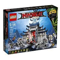 LEGO Ninjago Temple of the Ultimate Ultimate Weapon $  80 + Free Shipping
