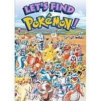 Let's Find Pokemon! Special Complete Edition (2nd edition) $4.69 @ Walmart and Amazon