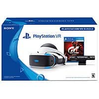 Sony PlayStation VR GranTurismo Sport Bundle $200 + Free Shipping