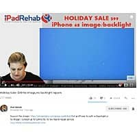 Deal on iPhone repair $  99