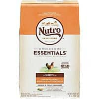 Additional 25% off Nutro dog and cat food when you Subscribe & Save $37.50 (on top of existing 5% off SnS savings)