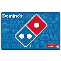 $25.00 Domino's Gift Card (Digital Delivery) + $5.00 Bonus Domino's Gift Card (Digital Delivery) for $25.00 @ Newegg