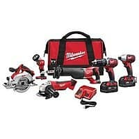 Up to 25% off Select Milwaukee Lithium-Ion Power Tools- $  149+ FS @Homedepot