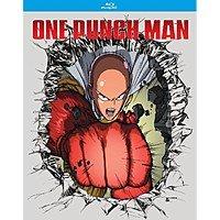 One Punch Man Season 1 Blu-ray $22.99