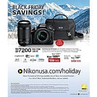 Nikon D7200 New Body only (USA) for $  800