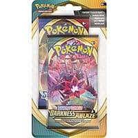 Pokemon TCG: Sword and Shield Darkness Ablaze Booster Pack & Bonus Booster Pack $3.19 - Free S&H on orders over $35