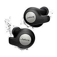 Jabra Elite 65t or Active 65t True Wireless Earbuds (Manufacturer Refurbished by Jabra) - $71.99 after coupon @ eBay