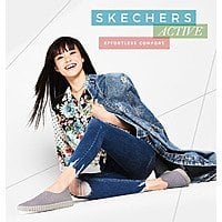 20% off entire orders at Sketchers.com