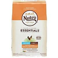 Chewy: Additional Savings on Select Nutro Dog & Cat Food 40% Off + Free S&H on $49+