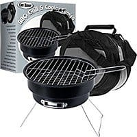 Chef Buddy Portable Grill & Cooler Combo w/ Carry Case $  9.60 + Pick-Up Shipping