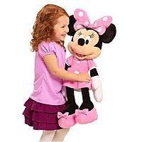 Disney Minnie Mouse Large Plush $  12.99