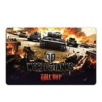 Buy a $25 Wargaming.net World of Tanks for $20