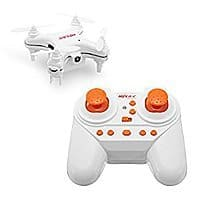 REALACC X-SERIES X905C Quadcopter Drone 2.4G 4CH 6 Axis Gyro With Camera Headless Mode Mini RC Quadcopter RTF - $  21.99 @Amazon
