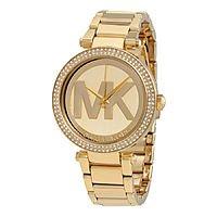 Michael Kors Womens Parker Gold-tone Watch MK5784 129.85