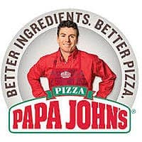 Papa Johns: Large or Pan 1-Topping Pizza for $7